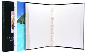 写真表紙バインダー(5種類・2色)